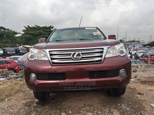 Lexus GX 2010 460 Red | Cars for sale in Lagos State, Apapa