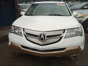 Acura MDX 2009 White | Cars for sale in Lagos State, Amuwo-Odofin