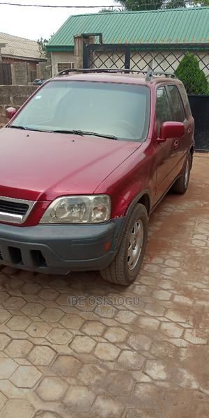 Honda CR-V 2000 2.0 Automatic Red | Cars for sale in Lagos State, Ifako-Ijaiye