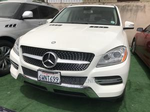 Mercedes-Benz M Class 2012 ML 350 BlueTEC 4Matic White   Cars for sale in Lagos State, Ikeja