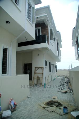 4 Bedroom Semi-Detached Duplex With a BQ in a New Estate   Houses & Apartments For Sale for sale in Ajah, VGC / Ajah