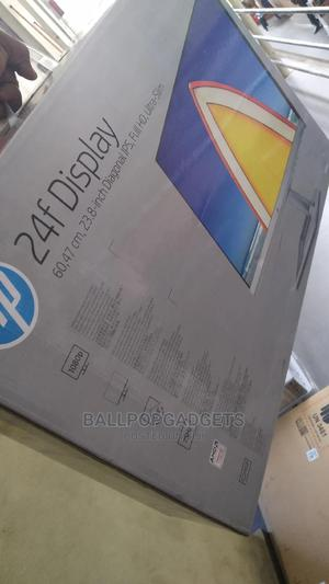 HP 24f Display Monitor | Computer Monitors for sale in Lagos State, Ikeja