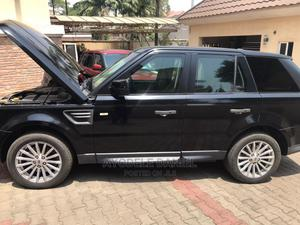 Land Rover Range Rover Sport 2011 HSE 4x4 (5.0L 8cyl 6A) Black | Cars for sale in Abuja (FCT) State, Maitama
