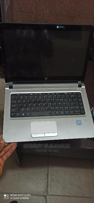 Laptop HP ProBook 440 G3 8GB Intel Core I5 SSD 512GB | Laptops & Computers for sale in Lagos State, Ikeja