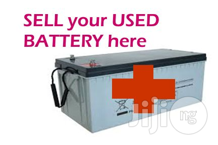 Archive: Used Inverter Battery In Owerri