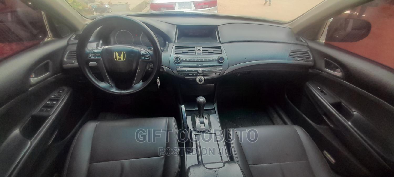 Archive: Honda Accord 2010 Sedan EX Gray