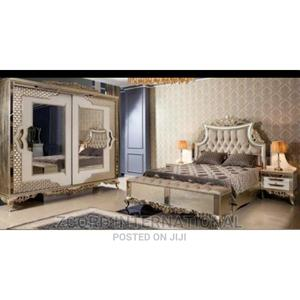 Royal Bed With Wardrobe From Turkey   Furniture for sale in Imo State, Owerri