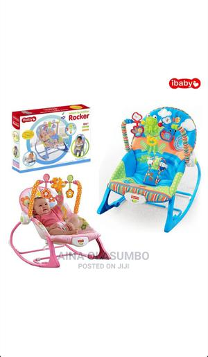 3in1 Infant to Toddler Rocker. It Calm the Baby . | Children's Gear & Safety for sale in Lagos State, Alimosho