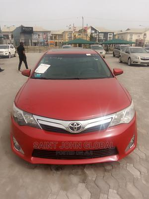 Toyota Camry 2014 Red | Cars for sale in Lagos State, Victoria Island