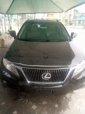 Lexus RX 2012 350 AWD Black   Cars for sale in Lagos State, Victoria Island