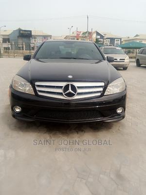 Mercedes-Benz C300 2010 Black   Cars for sale in Lagos State, Ikoyi