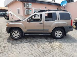Nissan Pathfinder 2005 Gold | Cars for sale in Lagos State, Surulere