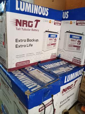 220ah 12v Luminous Tubular Battery | Solar Energy for sale in Lagos State, Ojo