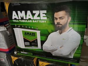 220ah 12v Tubular Amaze Battery | Solar Energy for sale in Lagos State, Ojo