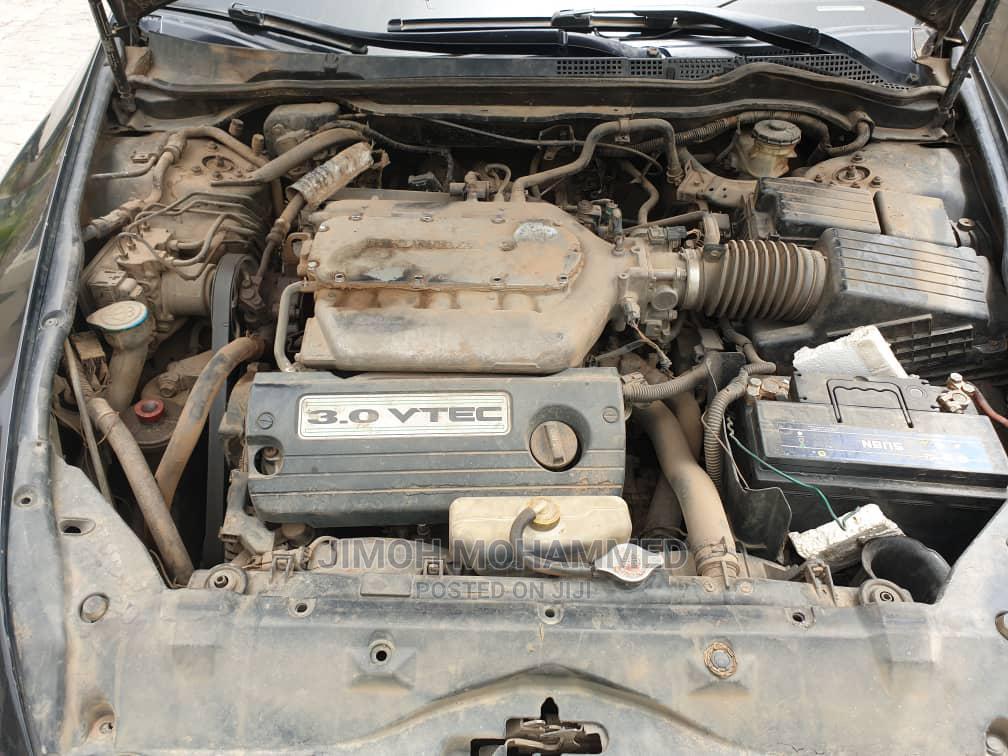Archive: Honda Accord 2003 Automatic Black