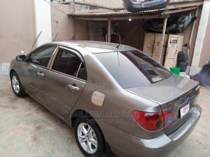Toyota Corolla 2004 1.4 D Automatic Gray   Cars for sale in Lagos State, Agege