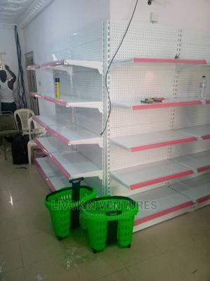 Single Side Supermarket Shelf | Store Equipment for sale in Lagos State, Ajah