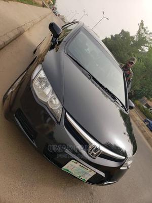 Honda Civic 2007 Black   Cars for sale in Abuja (FCT) State, Gwarinpa