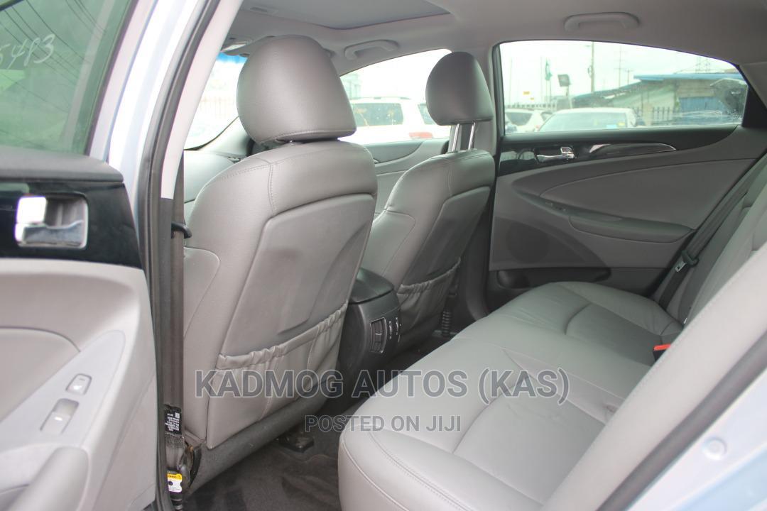 Hyundai Sonata 2011 Blue   Cars for sale in Lekki, Lagos State, Nigeria