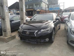 Lexus GS 2014 Black | Cars for sale in Lagos State, Apapa