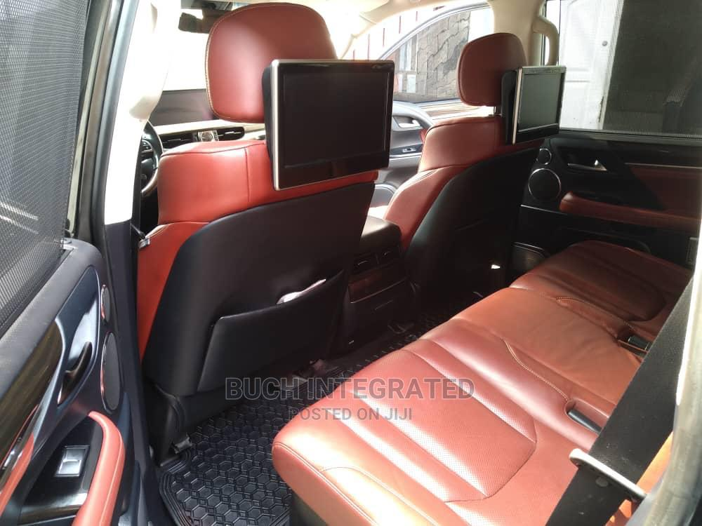 Lexus LX 2017 Black | Cars for sale in Port-Harcourt, Rivers State, Nigeria