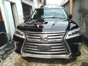 Lexus LX 2017 Black | Cars for sale in Rivers State, Port-Harcourt