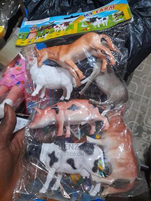 Farm Animals Figure   Toys for sale in Lagos State, Amuwo-Odofin