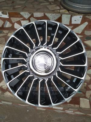 Quality Alloy Rims 18 Inches.   Vehicle Parts & Accessories for sale in Lagos State, Ikeja