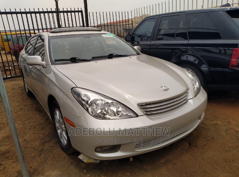 Lexus ES 2004 330 Sedan Silver   Cars for sale in Ojodu, Lagos State, Nigeria