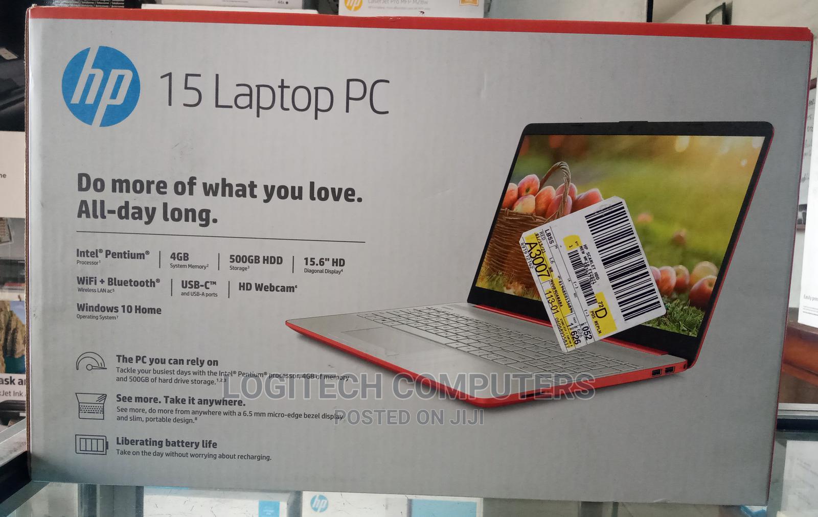 New Laptop HP 4GB Intel Pentium SSD 128GB | Laptops & Computers for sale in Warri, Delta State, Nigeria