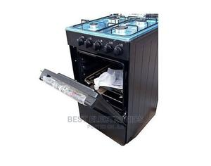Midea 4 Burner Standing Gas Cooker With Oven + Grill Oven   Kitchen Appliances for sale in Abuja (FCT) State, Wuse 2