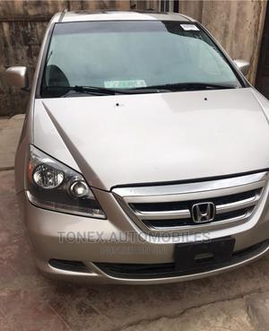 Honda Odyssey 2008 EX-L DVD Gold | Cars for sale in Lagos State, Shomolu