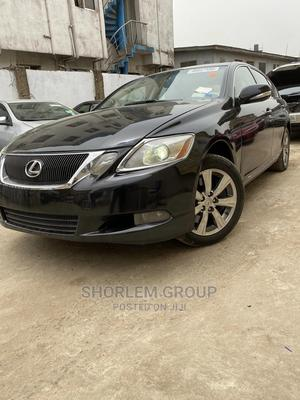 Lexus GS 2010 350 Black | Cars for sale in Lagos State, Ogba