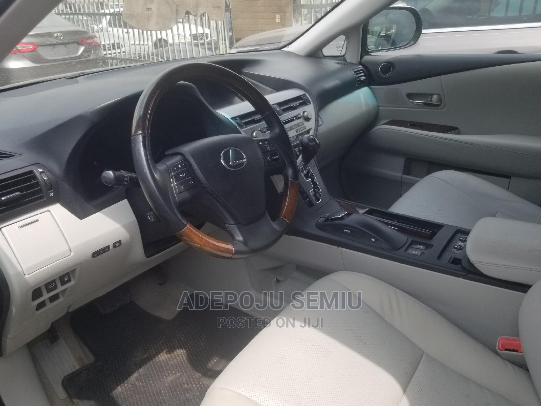 Lexus RX 2010 Gray | Cars for sale in Ibadan, Oyo State, Nigeria