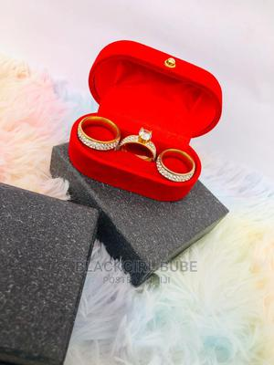 Pure Stainless Steel Ring Set | Wedding Wear & Accessories for sale in Lagos State, Ikoyi