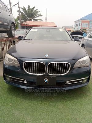 BMW 7 Series 2012 Blue   Cars for sale in Lagos State, Lagos Island (Eko)