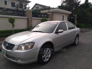 Nissan Altima 2005 3.5 SL Silver   Cars for sale in Lagos State, Lekki