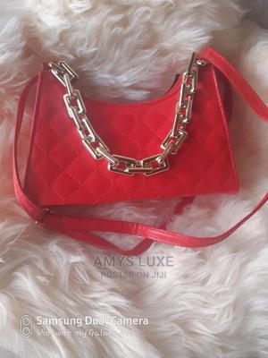 Red Handbag | Bags for sale in Lagos State, Agboyi/Ketu