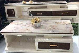 Quality TV Stand And Center Table | Furniture for sale in Lagos State, Ikeja