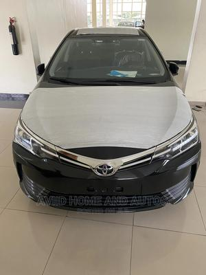 New Toyota Corolla 2019 LE (1.8L 4cyl 2A) Black | Cars for sale in Lagos State, Lekki