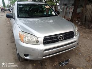 Toyota RAV4 2006 Silver | Cars for sale in Lagos State, Surulere