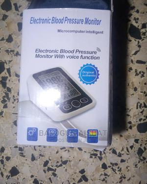 Electronic Blood Pressure Monitor | Medical Supplies & Equipment for sale in Lagos State, Abule Egba