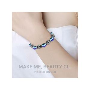 High Quality Magnetic Blue Eye Lucky Protection Bracelet | Jewelry for sale in Lagos State, Ojo