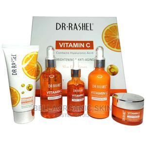 Dr Rashel Vitamin C Facial Kit | Skin Care for sale in Lagos State, Amuwo-Odofin