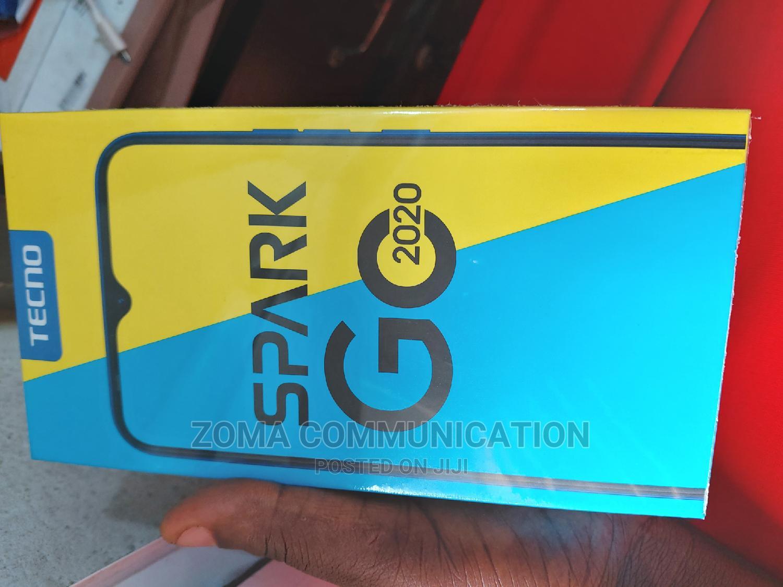 New Tecno Spark Go 2020 32 GB Blue