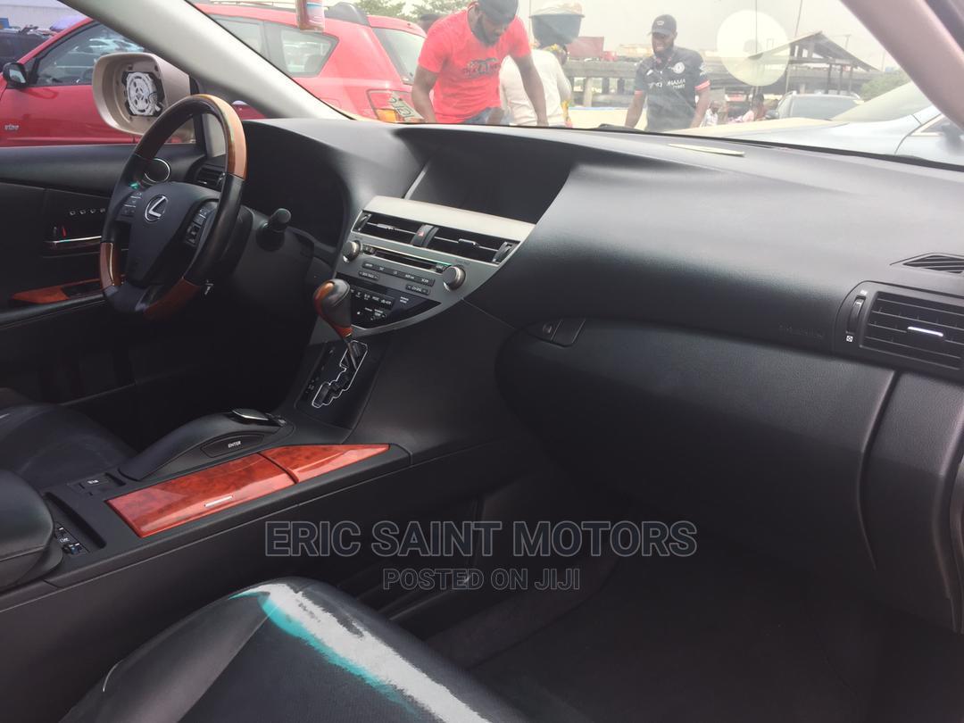 Lexus RX 2010 350 Gold | Cars for sale in Apapa, Lagos State, Nigeria