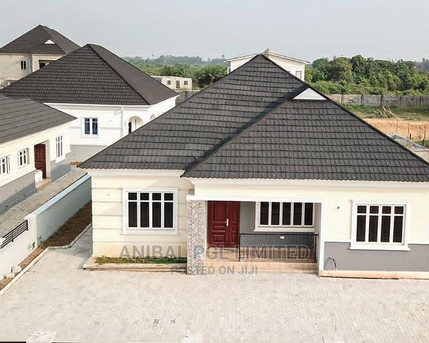 Archive: 3 Bedroom Detached Bungalow With BQ In AMEN Estate Phase 2
