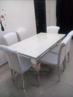 Standard Dining Set By 6 Chairs | Furniture for sale in Lagos State, Lekki