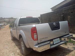 Nissan Frontier 2010 King Cab SE V6 Silver | Cars for sale in Lagos State, Ikorodu