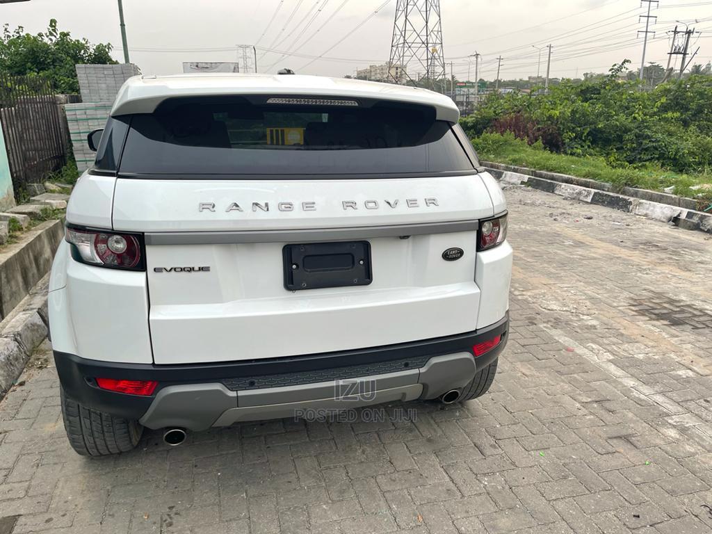 Land Rover Range Rover Evoque 2013 Pure AWD 5-Door White | Cars for sale in Lekki, Lagos State, Nigeria